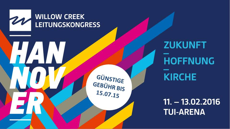 Willow creek leitungskongress 2018
