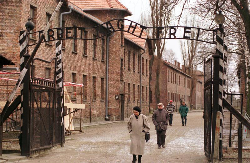 Studienreise nach Auschwitz und nach Krakau