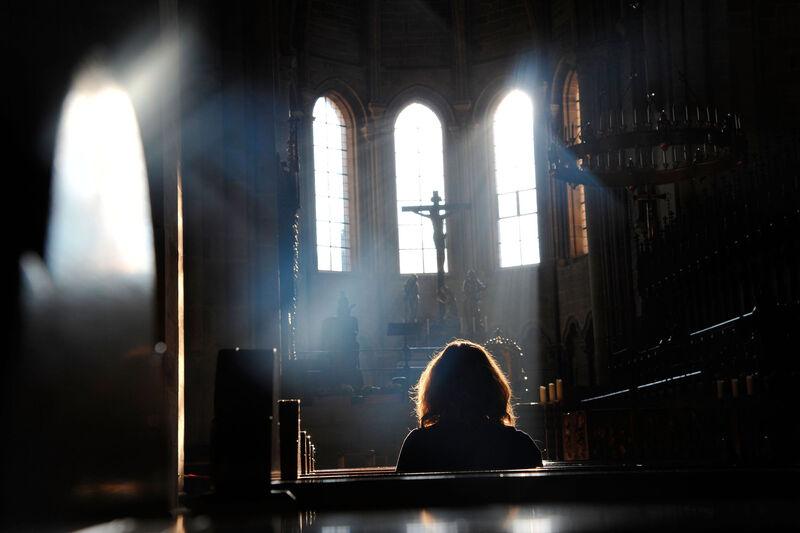 Beten Kirche