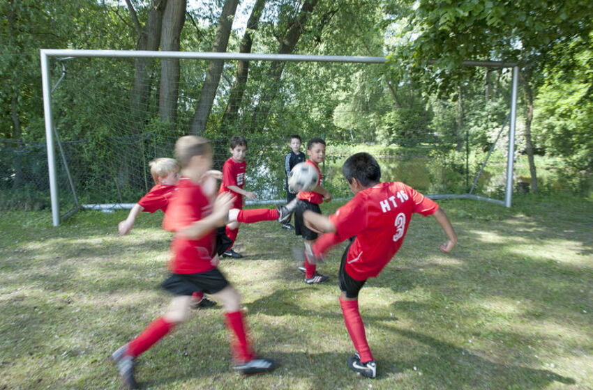 Integrationspreis 2019_Kinder_Fussball