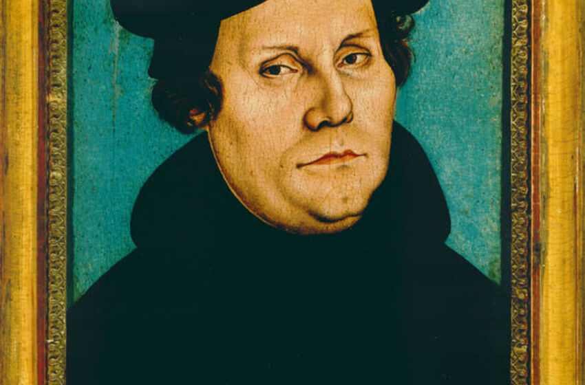 Martin Luther_Portrait